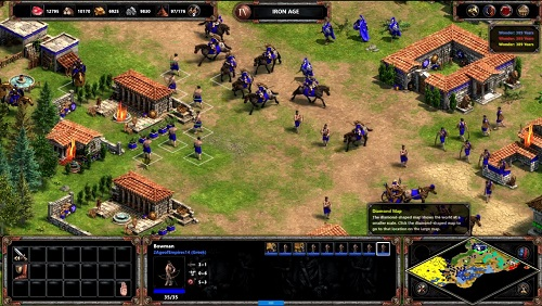 Hiểu rõ được về những loài nhà cũng chính là game thủ đã nắm được cốt lõi của Game AOE