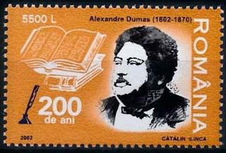 Alexandre Dumas Romania