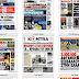 Τα πρωτοσέλιδα των εφημερίδων σήμερα Δευτέρα 16 Αυγούστου