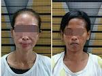 ALAMAK, 2 Emak-emak di Kota Tebingtinggi Ditangkap Miliki Sabu