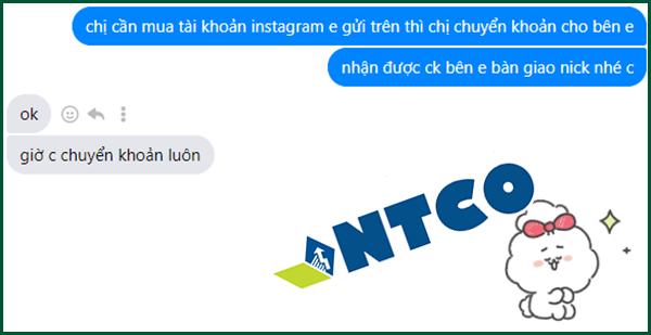 ban nick instagram