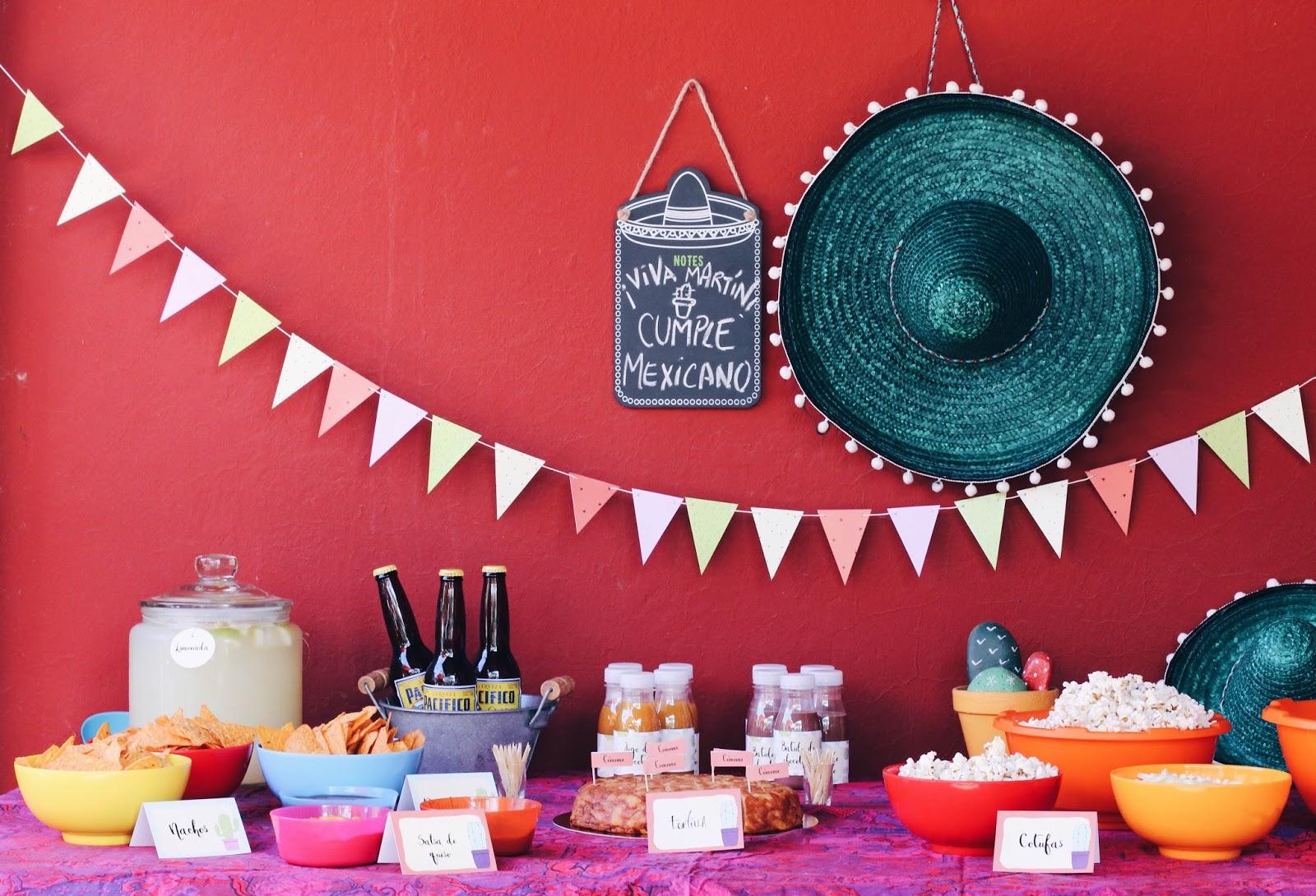 El cumplea os mexicano de mart n amor en tokio - Casa para fiesta ...