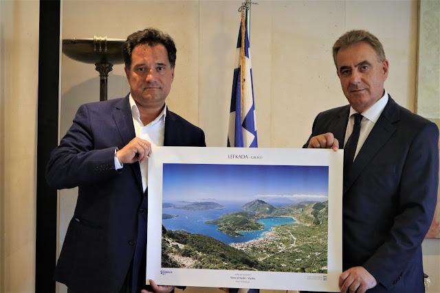 Πρέβεζα: Θανάσης Καββαδάς - «Η Μαρίνα του Βλυχού στις στρατηγικές επενδύσεις της χώρας» - Εγκρίθηκε από τη Διυπουργική Επιτροπή Στρατηγικών Επενδύσεων επένδυση ύψους 70 εκατομμυρίων ευρώ