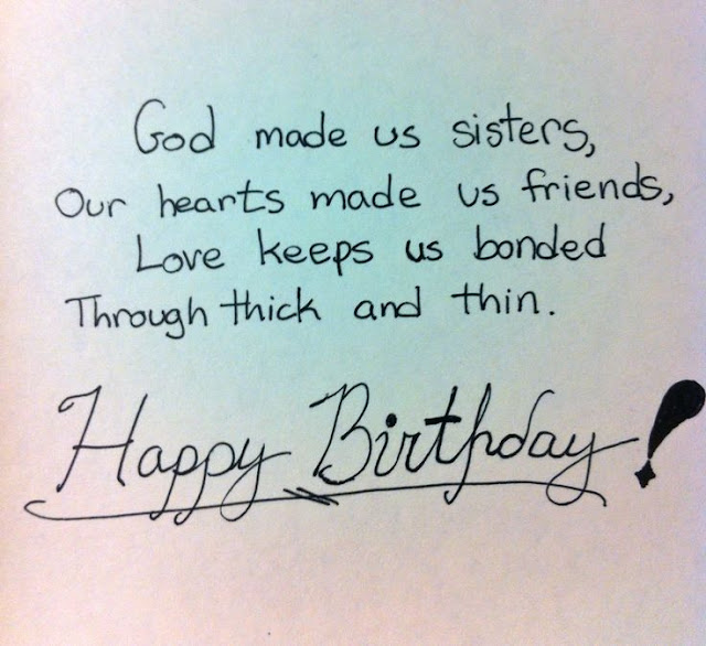 happy birthday to my sister happy birthday to my sister happy birthday to my sister from a brother happy birthday to my sister funny happy birthday to my siste