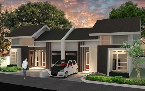 20 Model Desain Rumah Minimalis Satu Lantai Sederhana