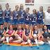 Para fechar no domingo! Fora de casa, sub-17 de vôlei feminino de Jundiaí vence 1ª da semi