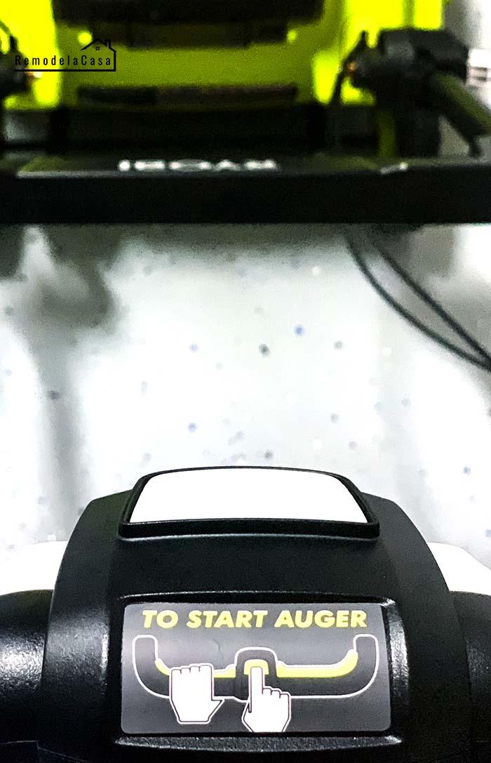 start auger