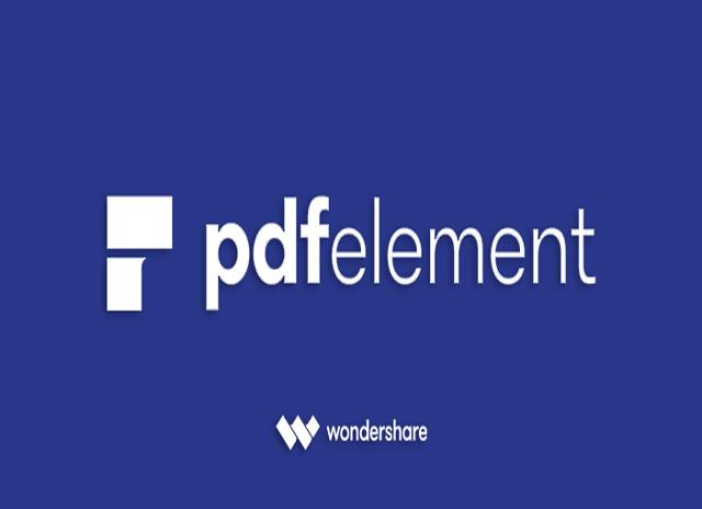 Wondershare PDFelement Full -