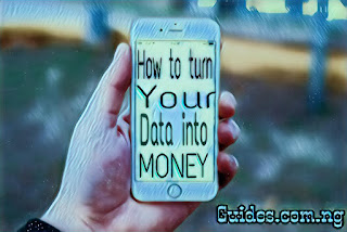 How to turn your  data into money