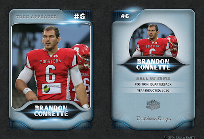 Hall Of Fame: Brandon Connette, QB