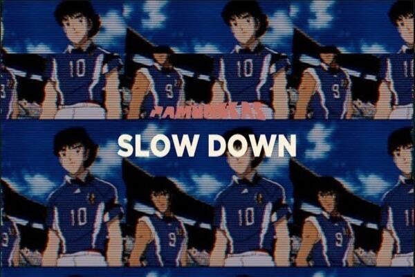 Pamungkas Slow Down