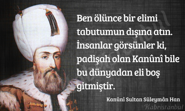 Kanuni Sultan Süleyman hayatı {featured}