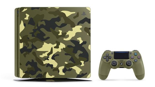 COD WW2 PS4 Bundle