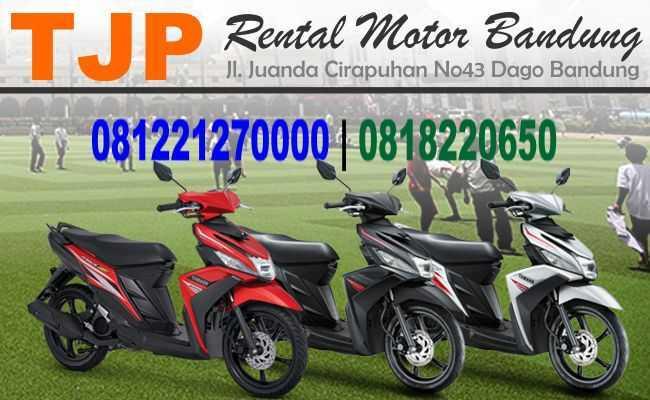 Sewa Rental motor dekat Jl. Emong