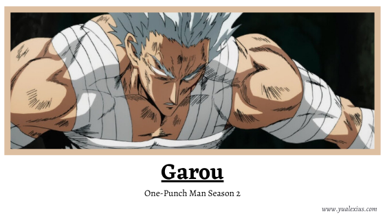 Anime Villain 2019: Garou (One Punch Man)