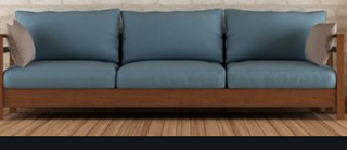 Banjir dan sofa