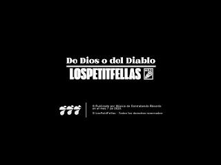 LETRA De Dios o del Diablo LosPetitFellas ft Lido Pimienta