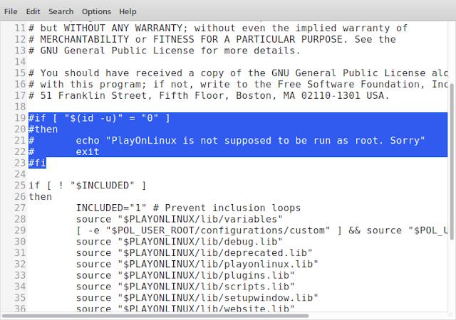 leafpad /usr/share/playonlinux/lib/sources