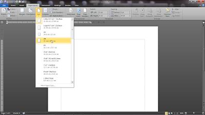 cara mengedit ketikan di Microsoft Word