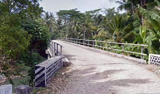 Jembatan Pagutan Sidomulyo Ngadirojo Pacitan