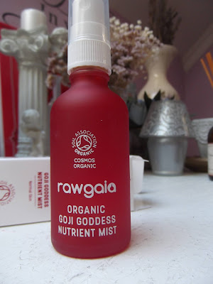 RawGaia organická hmla