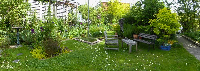 Voisins rencontres et jardins caches