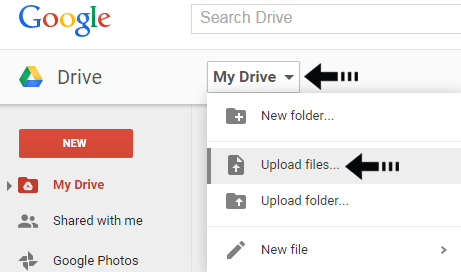 How to Host JavaScript File with Google Drive?