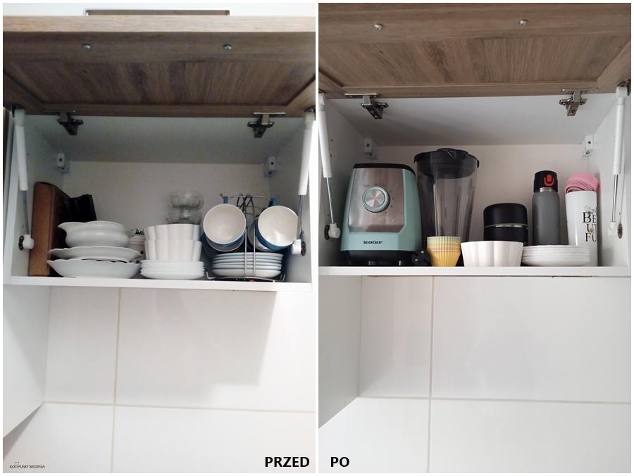 jak zorganizować małą kuchnię?