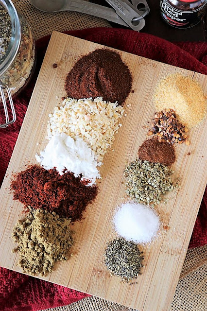 Spices to Make Homemade Taco Seasoning Image