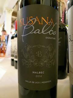 Susana Balbo Signature Malbec 2014 (88+ pts)