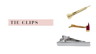 tie,tie pins,tie clips,best tie pins