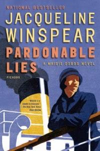 Pardonable Lies by Jacqueline Winspear (Book cover)