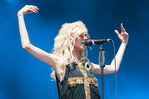 New York City Rock Music Scene, Here is The Pretty Reckless