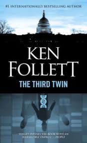 cover novel The Tird Twin