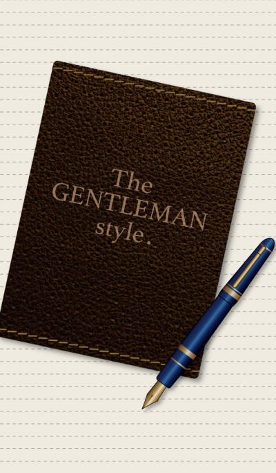 The gentleman style