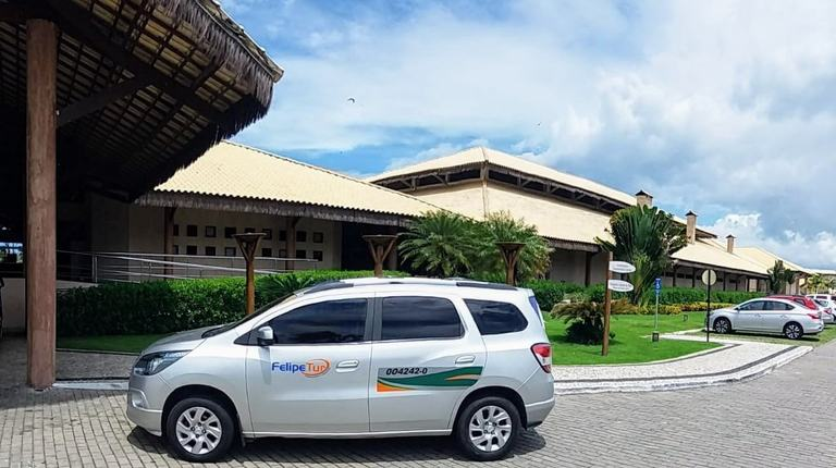 Taxi  do aeroporto de Fortaleza para o Vila Galé Cumbuco