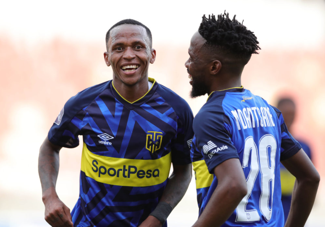 Cape Town City have the opportunity to leapfrog Orlando Pirates in the standings if the Citizens claim victory over SuperSport United