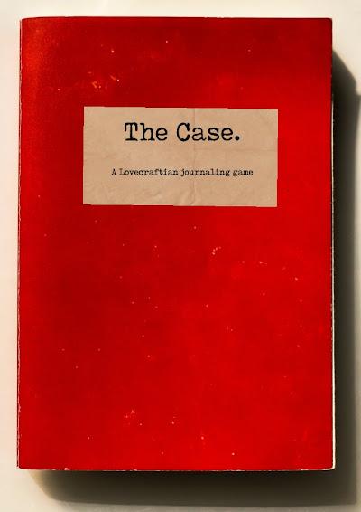 RPG para quem gosta de escrever: The Case