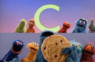 watch C is for Cookie Monster