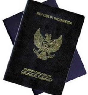 paspor diplomatik