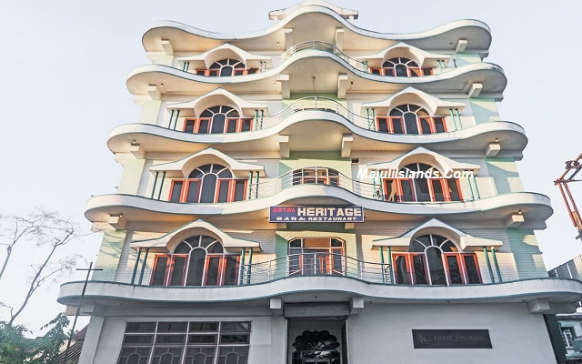 Hotels In Jorhat-Hotel Heritage