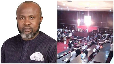 Deputy Speaker Of Imo House Of Assembly Resigns As 9 Lawmakers Defect To APC
