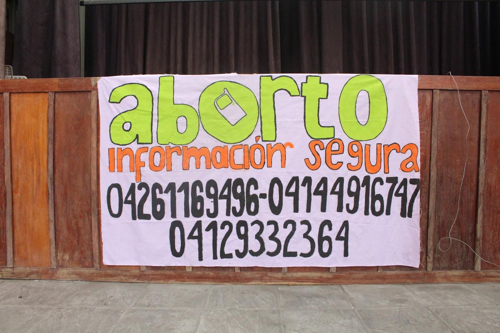 Abortion Line: Safe Information 0426-1169496 / 0414-4916747 / 0412-9332364