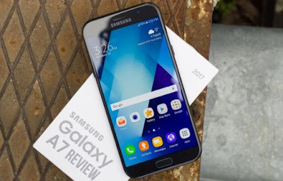 Review Performa Samsung Galaxy A7 (2017