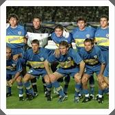Boca Juniors 2000-2001