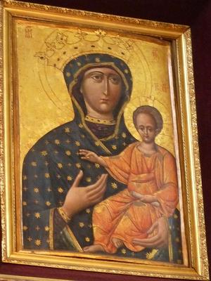 Obraz Matki Bożej Zwycięskiej