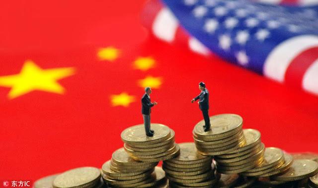 Mỹ dường như đang hy vọng đòn bẩy kinh tế có thể khiến Trung Quốc suy yếu
