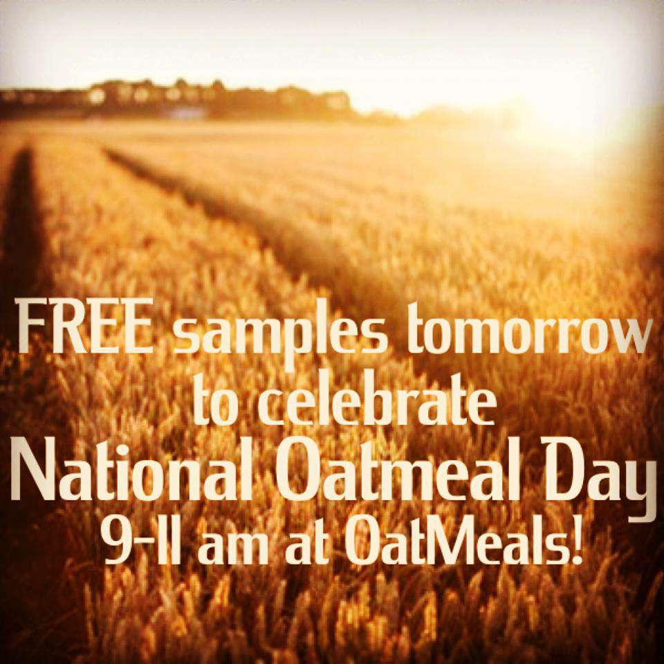 National Oatmeal Day Wishes Images