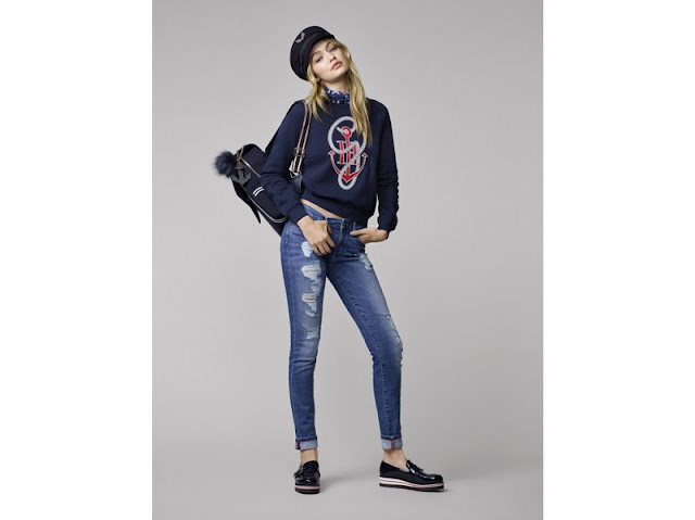 tommxgigi gigi hadid capsule collection tommy hilfiger  mariafelicia magno fashion blogger color block by felym fashion moda tendenze autunno inverno 2016