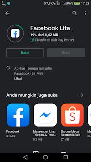 Dark Mode Facebook Telah Hadir..! Begini Cara Penggunaannya